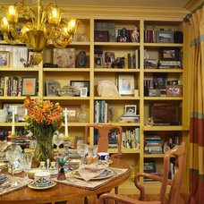 Traditional Dining Room by Bonnie Sachs, ASID