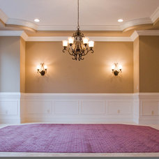 Traditional Dining Room by Bozich Construction