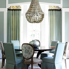 Traditional Dining Room by Brian Watford ID