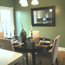 Dining Room by Busybee Design