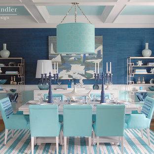 Dining Room by Mabley Handler Interior Design - 2010 Hampton Designer Showhouse