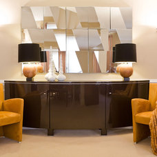 Modern Dining Room by Sheffield Furniture & Interiors