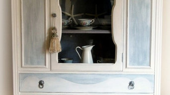 Dining Room China Cabinet Re-Do