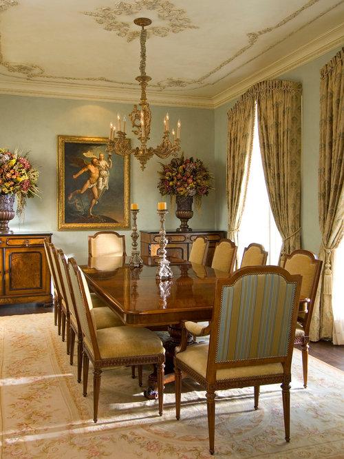 Mediterranean Dining Room Design Ideas Renovations
