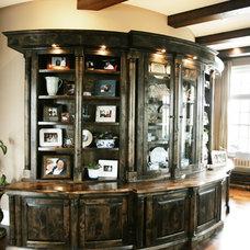 Dining Room by Echelon Custom Homes
