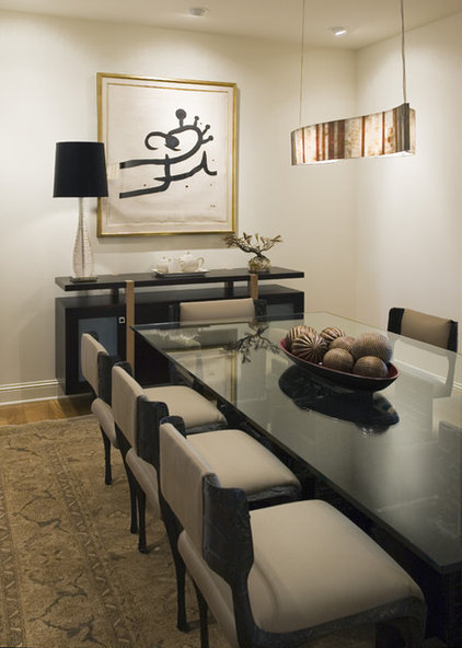 Modern Dining Room by Eminent Interior Design