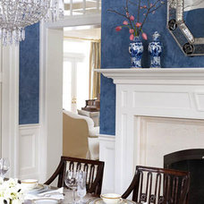 Traditional Dining Room Dining Room Design - Dining Room Decor - House Beautiful