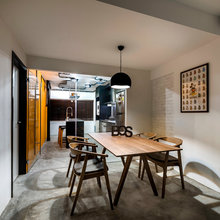 3 Clever Semi-Open Concept HDB Kitchens