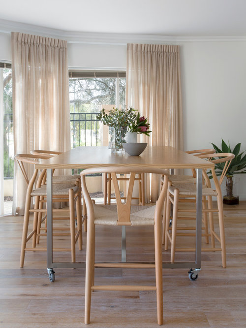 Rolling Dining Table | Houzz