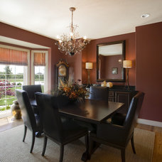 Modern Dining Room by Designer's Touch