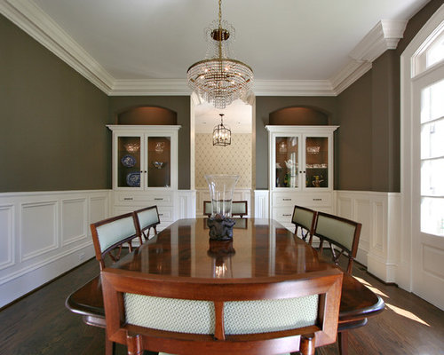 Wainscoting Dining Room Design Ideas & Remodel Pictures Houzz