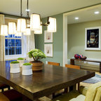 Honore Transitional Dining Room