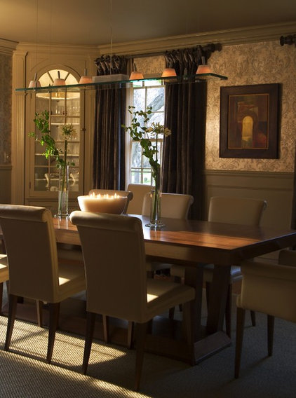 Traditional Dining Room by Dunlap Design Group, LLC