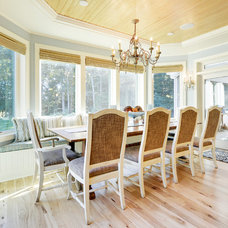 Traditional Dining Room by Echelon Custom Homes