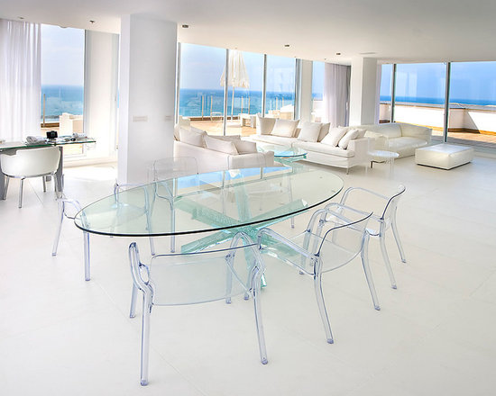Oval Marble Dining Table Houzz - Oval marble dining table