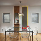 Brooklyn residence by fawn galli interior design - Round table montgomery village ...