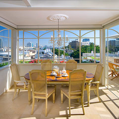 contemporary dining room by Elad Gonen & Zeev Beech