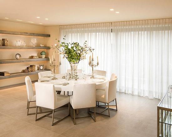 dining room shelves | houzz