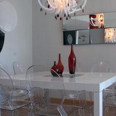 Modern Dining Room by Elsie Torres Interior Designs, Inc.