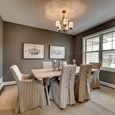 Traditional Dining Room by Gonyea Homes & Remodeling