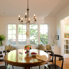 Traditional Dining Room by Emerick Architects