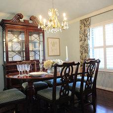Dining Room by Emily Johnston Larkin