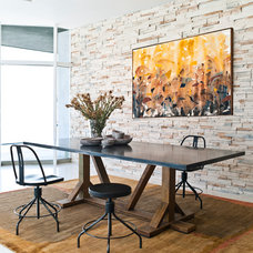 Contemporary Dining Room by Environment Furniture