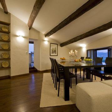 Very Narrow Dining Room Design Ideas Renovations Photos