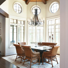 Traditional Dining Room by Fairview Builders, LLC