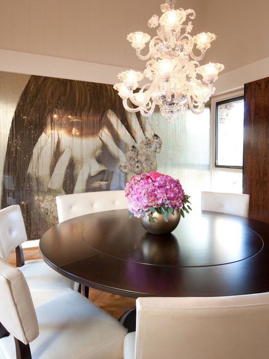 Modern Dining Room Table Centerpieces modern dining table centerpiece | houzz
