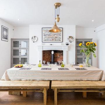 Dining room for entertaining, Kemptown, Brighton