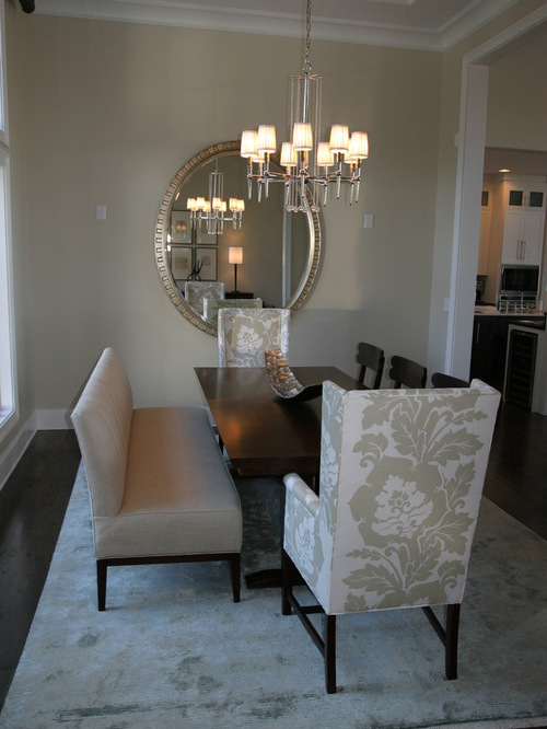 Inspiring Dining Room Table With Settee Gallery - Best idea home ...