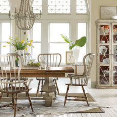 Traditional Dining Room by Benjamin Rugs and Furniture