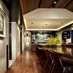 contemporary dining room by Garret Cord Werner