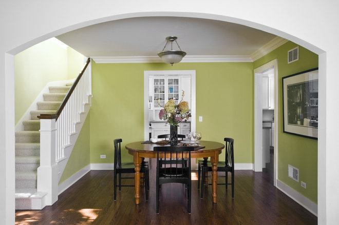 Traditional Dining Room by Great Rooms Designers & Builders