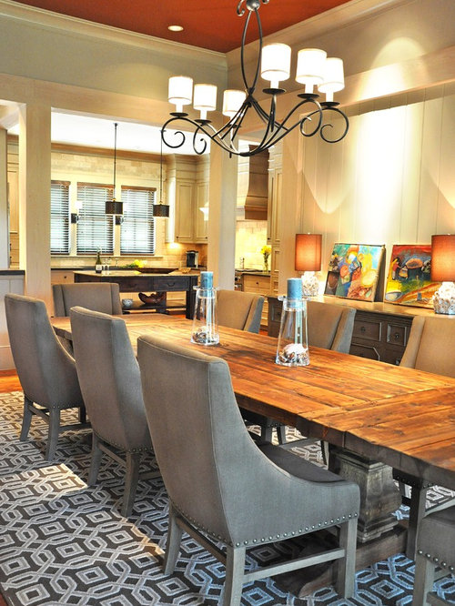 South Barrington Dining Room Project: Palmetto Bluff, South Carolina