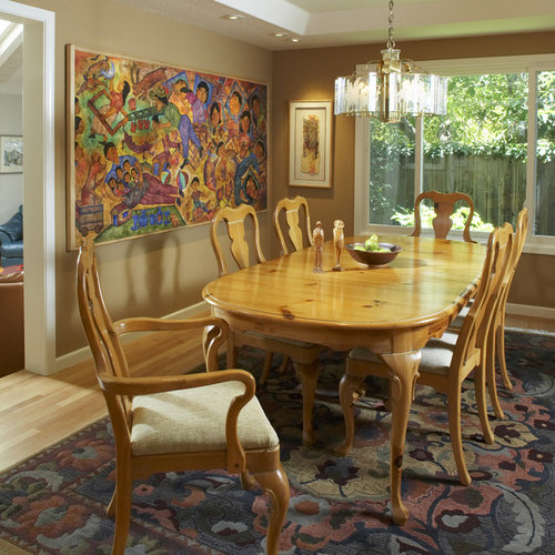 Sherwin williams paint ideas houzz for Traditional dining room paint ideas