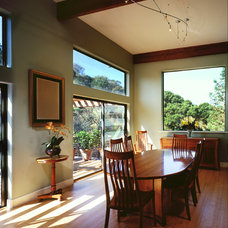 Contemporary Dining Room by Harrell Remodeling