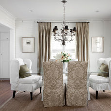 Dining Room by Heather Scott Home & Design