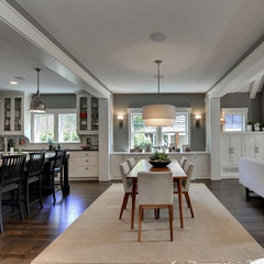 dining room by Highmark Builders