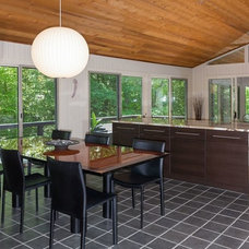 Contemporary Dining Room DINING ROOM