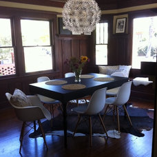 Eclectic Dining Room Dining Room