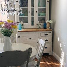 Rustic Dining Room Dining Room