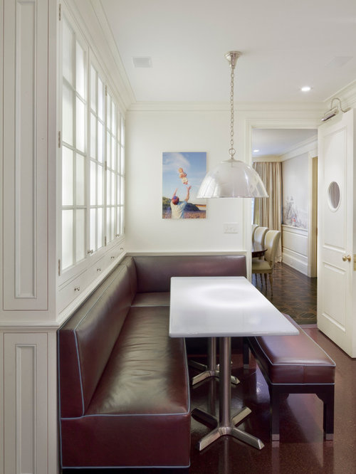 Burgundy Dining Room Ideas & Photos | Houzz