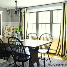 Traditional Dining Room Dining Room