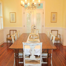 Dining Room by Jennifer Latimer & Gilded Mint