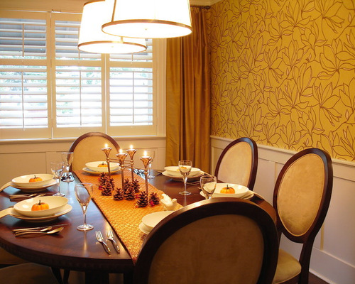 dining room table decorations - Dining Room Table Decor