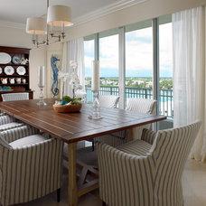 Traditional Dining Room by jill Shevlin  - Intrinsic Designs