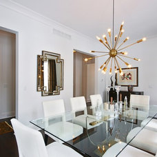 Contemporary Dining Room by Jonna Luxury Homes