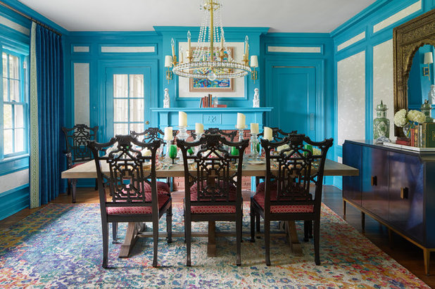 New This Week: 4 Daring Dining Rooms